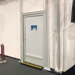 3 Ft Aluminium Single-Leaf Door