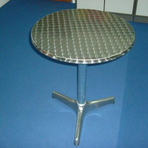 Aluminium Round Table