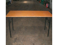 2 ft by 6 ft GS Folding Table