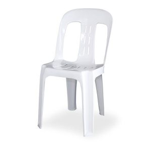 White PVC Chair